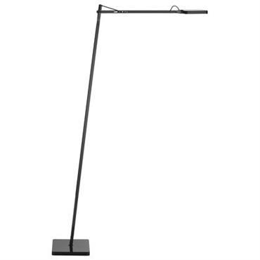 Lampadaire Kelvin LED F / H 110 cm - Flos Noir en Métal