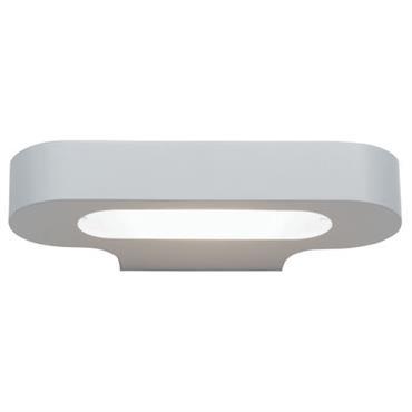 Applique Talo / Version halogène - L 21 cm - Artemide Blanc