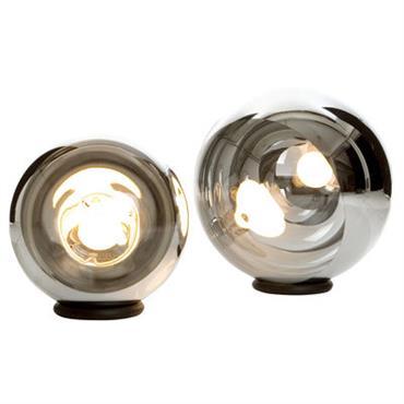 Lampe de table Mirror Ball Medium / Ø 40 cm