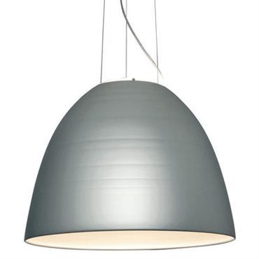 Suspension Nur / Ø 55 cm - Artemide Aluminium anodisé en Métal