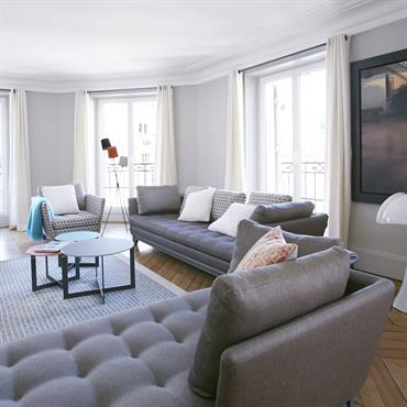 Beautiful Model Etablede Salon Moderne Ideas - Home Ideas 2018 ...