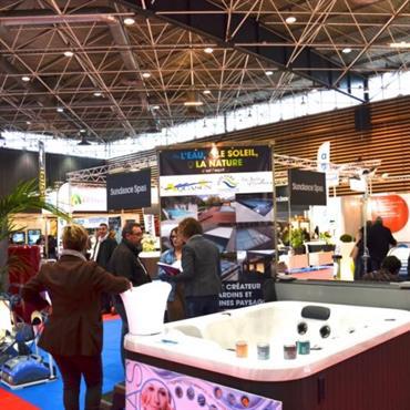 Salon des loisirs de l'eau à Lyon
