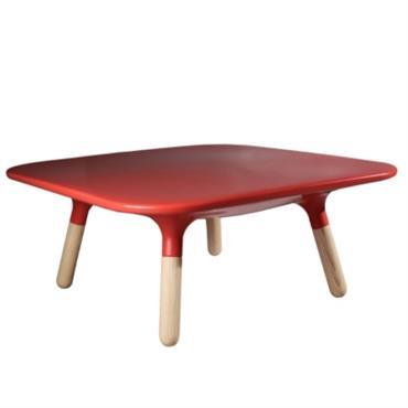 Table basse design dextérieur Marguerite STAMP EDITION