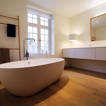 Agencement salle de bain - Construire sa salle de bain ...