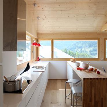 Cuisine Style Montagne. Photos De Cuisine Chalet Montagne Location ...