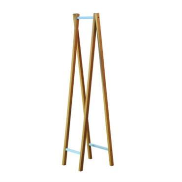 Portant en bois et métal pliable 30cm