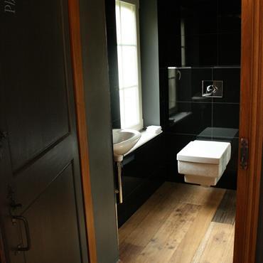 WC moderne et tradition