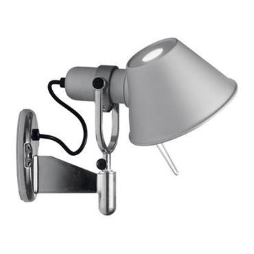 Applique Tolomeo Faretto LED - H 23 cm - Artemide Métal