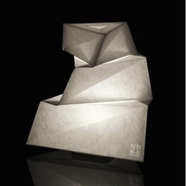 Lampe de table IN-EI Yadokari LED / H 30 cm - Artemide