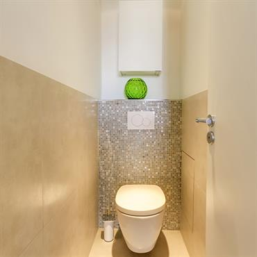 Toilettes design et contemporaines id e d co et for Decoration des toilettes design
