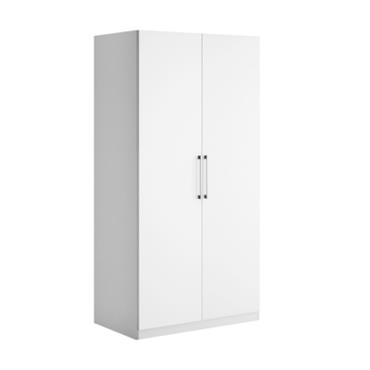 Armoire 2 portes battantes bois Dream