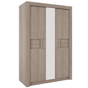 Armoire 3 portes Aloïs