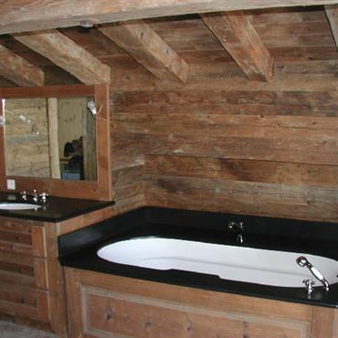 salles de bain chalets id e d co et am nagement salles de. Black Bedroom Furniture Sets. Home Design Ideas