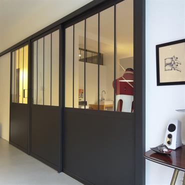Cloison amovible design - Cloison amovible style atelier ...