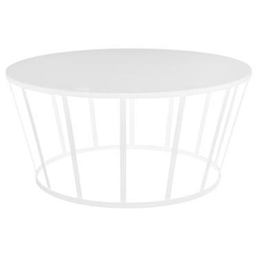 Table basse Hollo / Ø 70 x H 33 cm - Petite