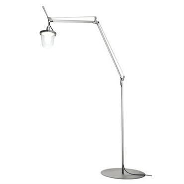 Lampadaire Tolomeo Lampione Outdoor / LED - H 132 à 298 cm