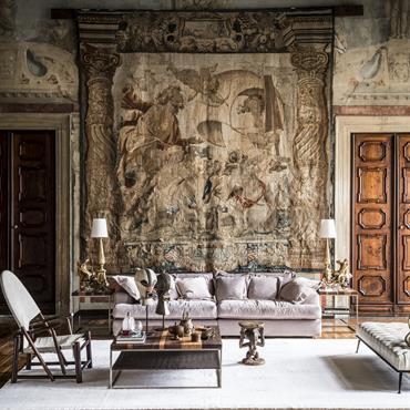 mobilier italien - Decoration Salon Classique