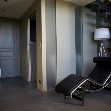 Réaménagement d'une chambre avec mezzanine