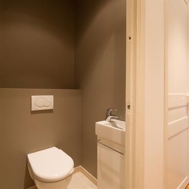 déco toilettes classiques