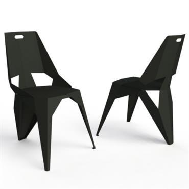 Chaise 3 pieds PLEXUS