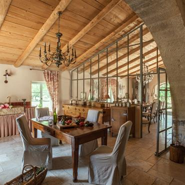 Cuisine r gionale et traditionnelle id es d coration et for Maison de famille meubles