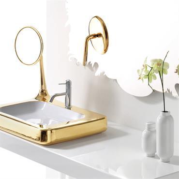 Lavabo avec miroir collection Jaine Hayon