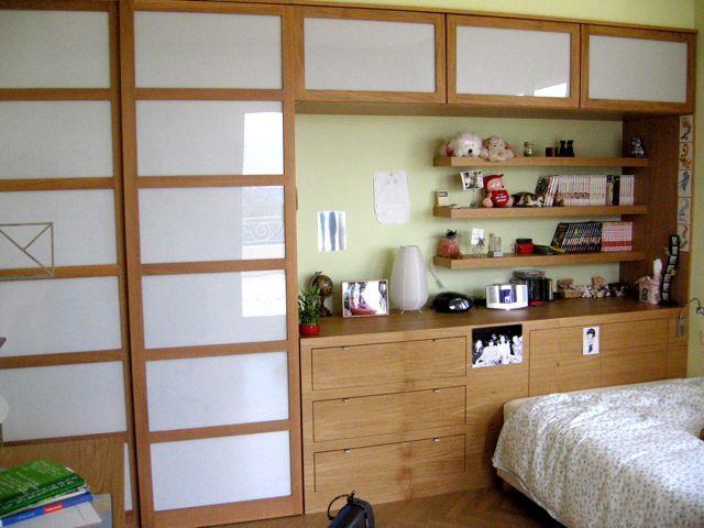 Chambre Pour Ado Avec Placard Mural Ashbury Home Photo N 96