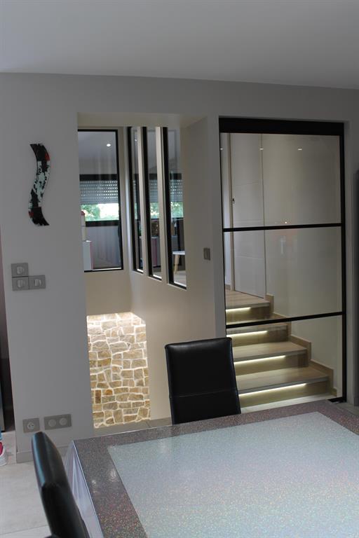 s jour salon avec verri re. Black Bedroom Furniture Sets. Home Design Ideas
