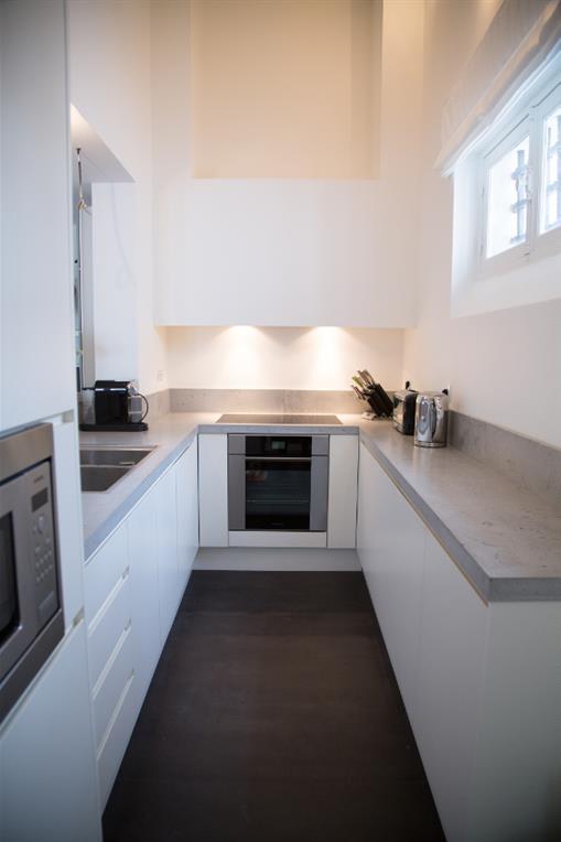 Bien connu Petite cuisine : 15 cuisines de petite surface pour faire le plein  PC97