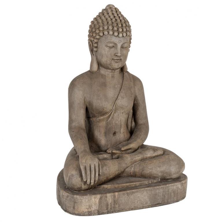 Statue bouddha H75