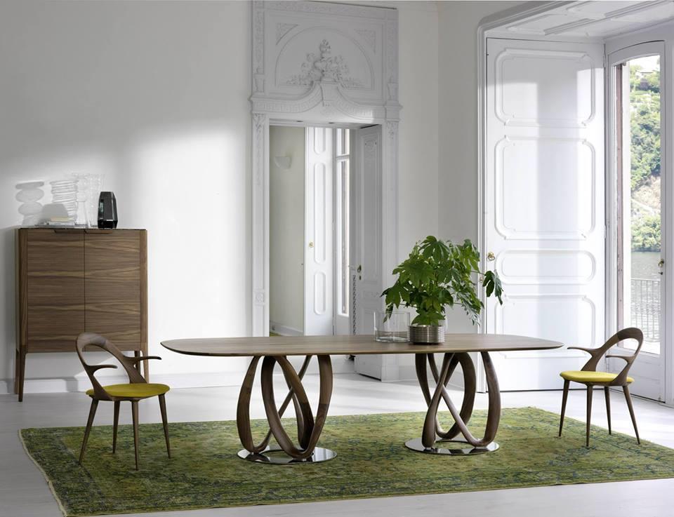 Image Salle à manger avec boiseries stefano bigi