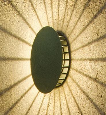 Applique Meridiano LED - Vibia vert en métal
