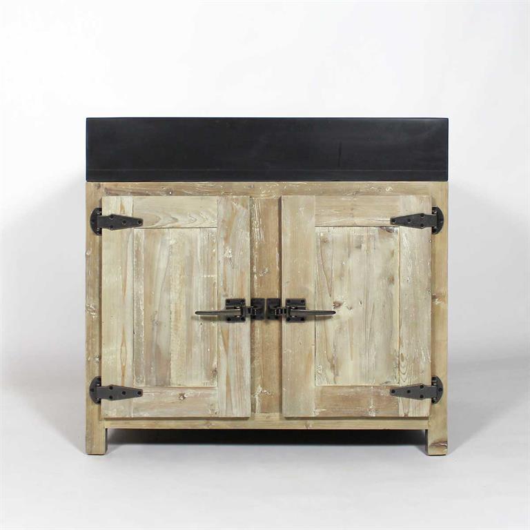 Cuisine meubles de cuisine - Evier cuisine en pierre ...