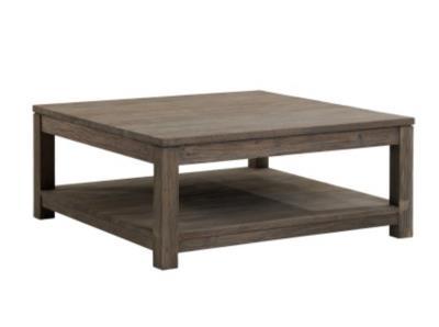 Salon table basse - Table basse carree teck ...