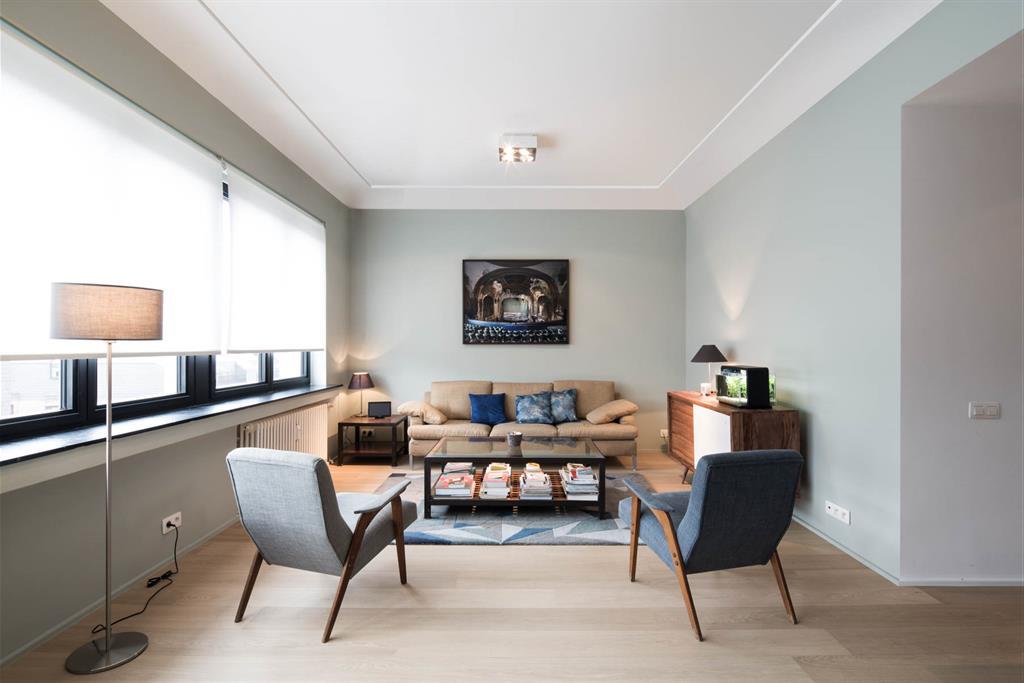style ann es 50 au salon christophe ternest architecture d 39 int rieur. Black Bedroom Furniture Sets. Home Design Ideas