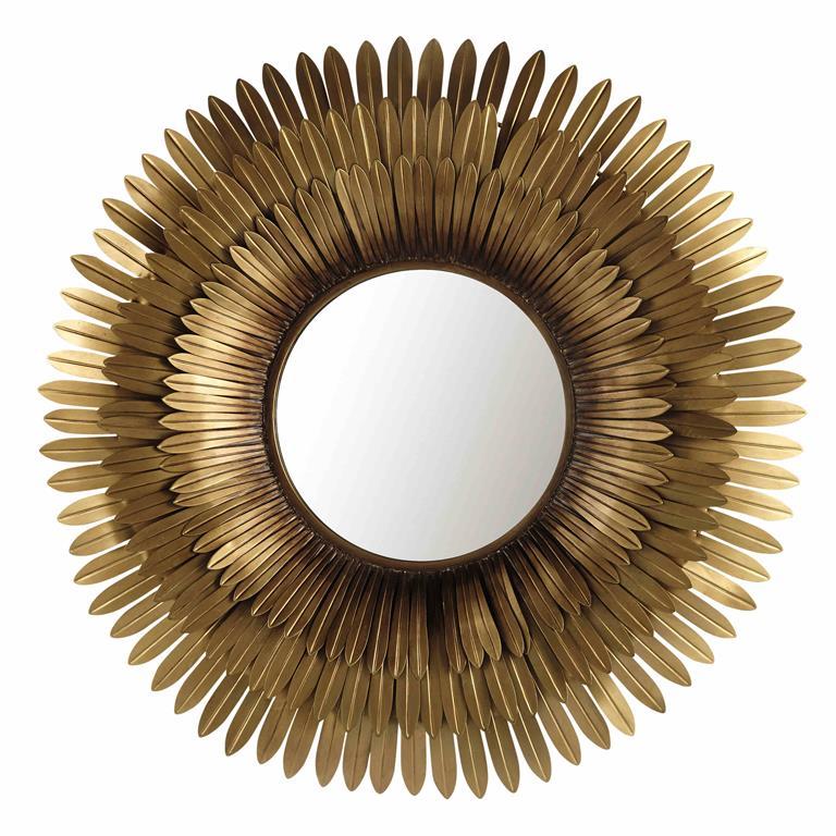 Miroir maisons du monde fabulous miroir argent de chez maisons du monde with - Maisons du monde miroirs ...