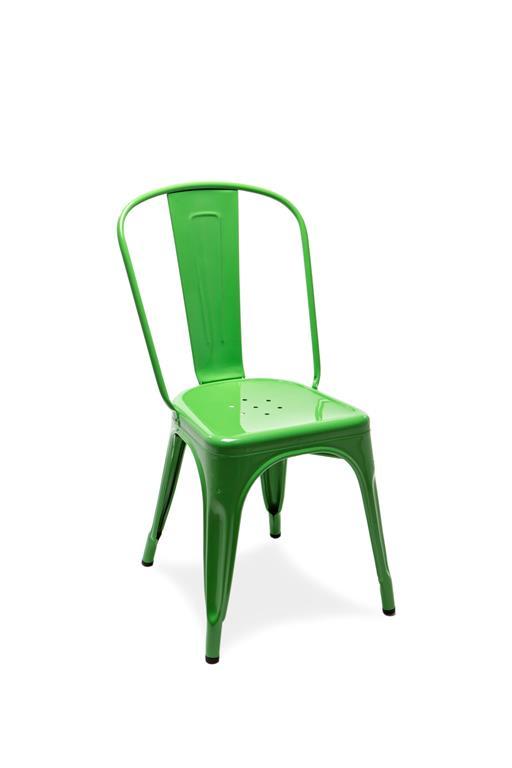 Chaise A verte