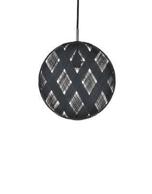Suspension Chanpen Diamond / Ø 26 cm - Forestier noir en tissu