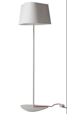 Lampadaire Grand Nuage XL H 162 cm - Designheure blanc en métal