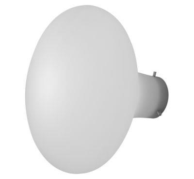 Applique Pin Ø 38 cm - Martinelli Luce blanc en matière plastique