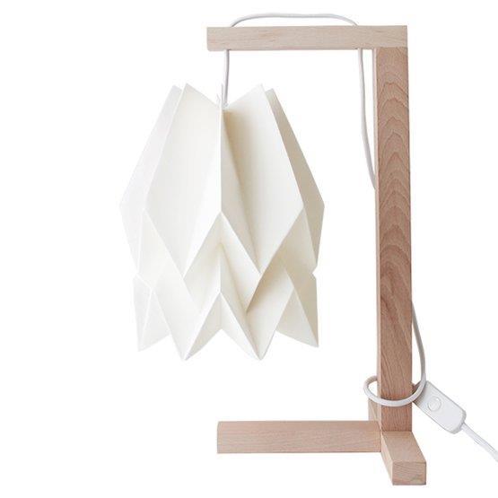 Lampe à poser blanche - Orikomi