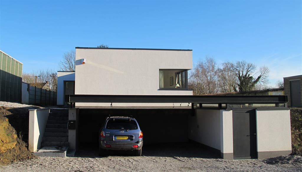 Awesome Maison Moderne Brabantwallon Contemporary - House Design ...