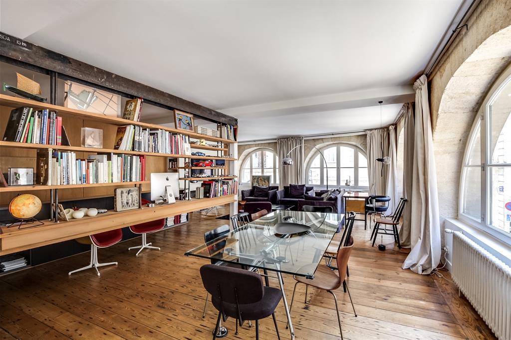 Image Salon ou bibliothèque ? meero