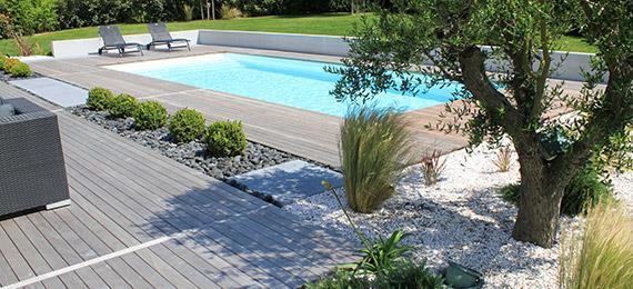 plage et abords de piscine par agn s vermod. Black Bedroom Furniture Sets. Home Design Ideas