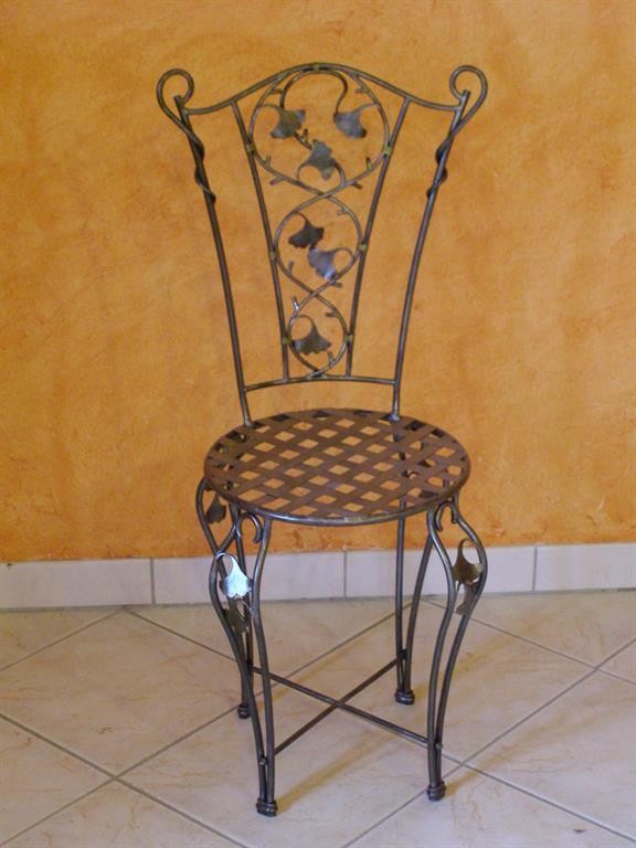 Chaise ginkgo 2