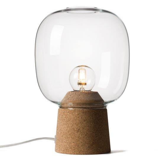 Lampe à poser transparente Picia - Enrico Zanolla