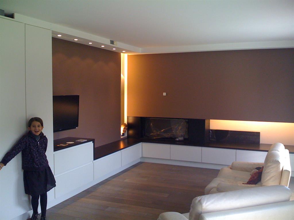 Grand meuble s jour et jardin for Meuble sejour design contemporain