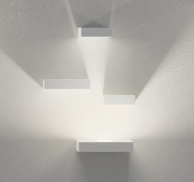 Applique Set LED / Set 4 modules - Vibia blanc en métal