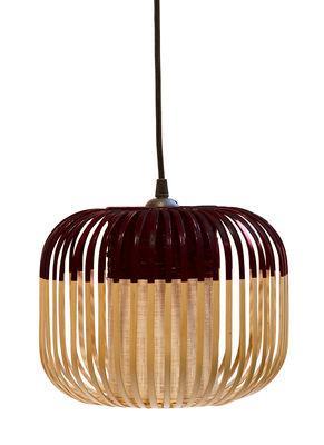 Suspension Bamboo Light XS Outdoor / H 20 x Ø 27 cm