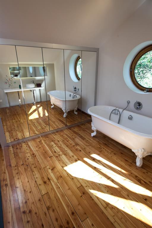 Comment Coller Un Miroir De Salle De Bain Maison Design